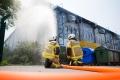 V ubytovni pre azylantov vo Švédsku vypukol požiar
