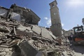 Taliansky prezident bol v Amatrice, zemetrasenie zabilo už 284 ľudí