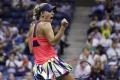 Kerberová zdolala na MS aj Halepovú, je blízko k postupu do semifinále