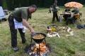 Súťaže vo varení fazule sa zúčastnilo šesť družstiev, zvíťazili domáci