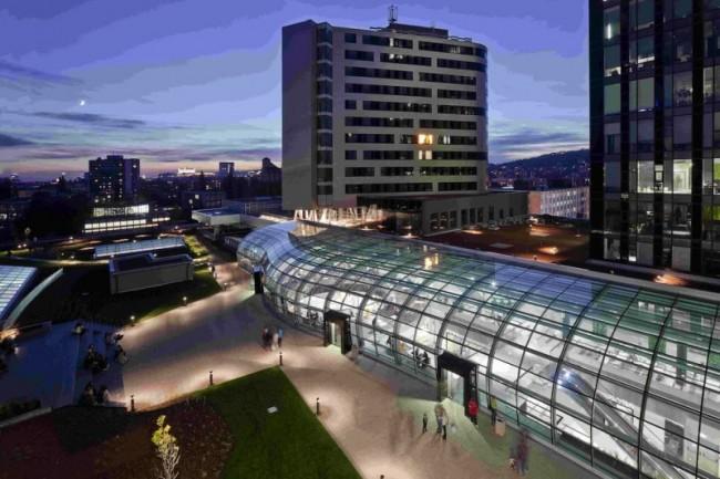 Stavbou roka 2013 sa stalo obchodné centrum Central v Bratislave - 24hod.sk aa09fb1b294