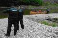 Pltníka, ktorý vypadol z plte na rieke Dunajec, našli utopeného