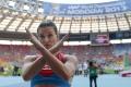 Isinbajevová požiadala o povolenie účasti v Riu de Janeiro