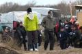 V utečeneckom tábore pri francúzskom Calais vypukli nepokoje
