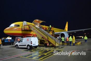 Nočná operácia lietadla, alebo čo sa deje na letisku v noci