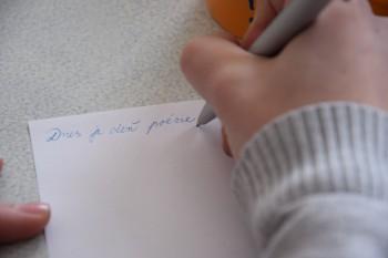 Svetový deň poézie na Gymnáziu sv. Košických mučeníkov