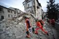 VIDEO: Silné zemetrasenie v Taliansku, hlásia najmenej 120 obetí
