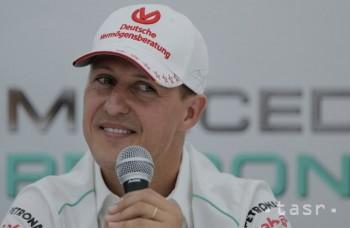 Highlighty týždňa: Schumacher robí pokroky, lekári sú optimisti