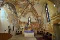VIDEO: Kostol sv. Egídia v centre Popradu zaujme návštevníkov maľbami