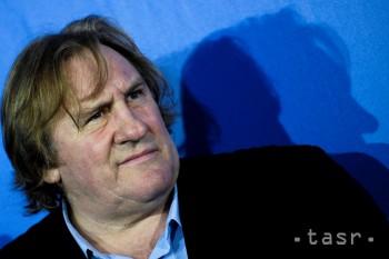 Gérard Depardieu oslavuje sedemdesiatku