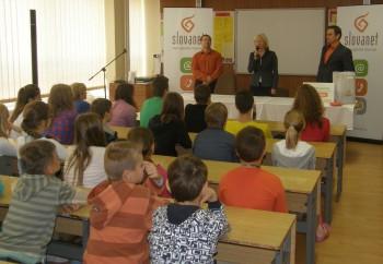 Žiaci z Kežmarku získali pre svoju školu bezpečnostný systém