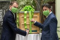 Ministerstvo životného prostredia spúšťa zelenú li