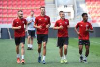 Štart letnej prípravy Spartaku Trnava