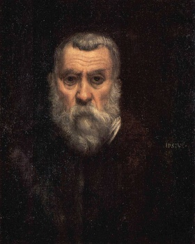 Pred 500 rokmi sa narodil taliansky maliar Tintoretto