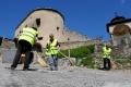 Obnova kultúrnych pamiatok pokračuje, prácu nájdu nezamestnaní