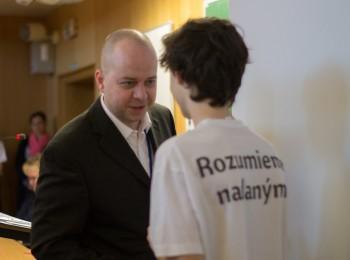 V Prešove ocenili žiakov prestížnym ocenením Rozumieme Nadaným