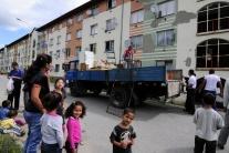 Vysťahovanie bytov po neplatičoch v Prešove