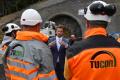 VIDEO: Tunel Bikoš pri Prešove začali raziť