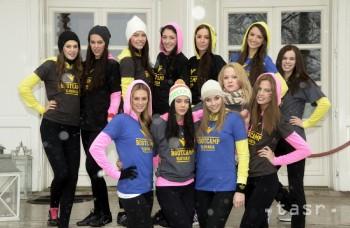 Sústredenie Miss Slovensko: Krásne fotografie, ale aj ťažký tréning