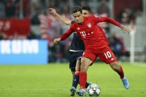 Bayern Mníchov - CZ Belehrad