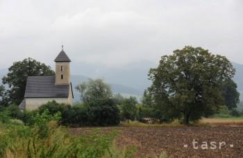 V románskom kostolíku J. Krstiteľa býva iba jediná svätá omša za rok