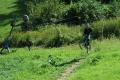 Dobrovoľníci vynovili rodinnú cyklocestu medzi Zvolenom a B. Bystricou