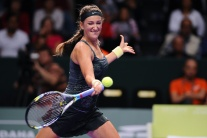 Momenty z tenisových zápasov WTA Tour