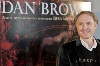 Učiteľstvo považujem za najviac nóbl profesiu, tvrdí Dan Brown