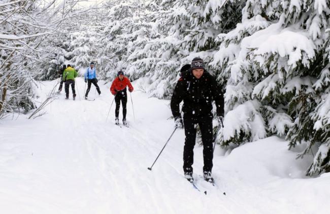 Kysuce lákajú bežkárov najdlhšou Beskydsko-Javorníckou magistrálou
