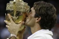 Finále Wimbledonu: Federer - Murray