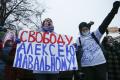 Rusko protestovalo na ambasáde USA za podporu víkendových demonštrácií