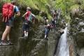V rokline Kyseľ v Slovenskom raji pribudol nový ferratový chodník
