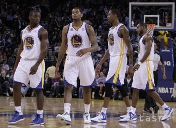 NBA: Hráči Golden State Warriors postúpili do 2. kola play off