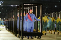 Pjongčang, ZOH 2018, otvárací ceremoniál