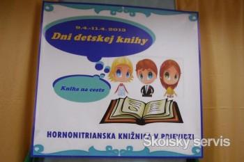 V Prievidzi sa stretli tí, ktorí majú ku knihám i deťom veľmi blízko