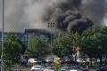 Výbuch stavby v Južnej Kórei neprežili štyria, desať je zranených