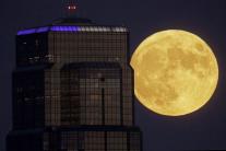 Spln mesiaca v Missouri