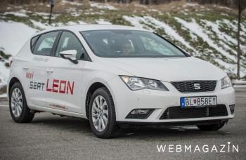 Testovali sme Seat Leon: Lepší dizajn aj jazdné vlastnosti