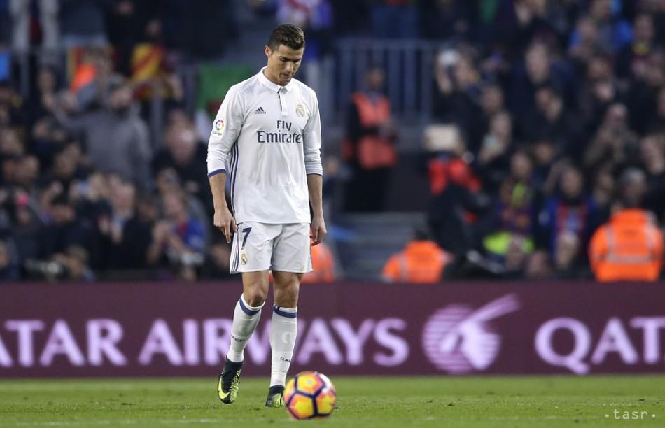 67ca5d61324b5 Španielsko futbal La Liga FC Barcelona Real Madrid