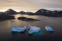 Grónsko sa roztápa