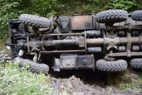 OS SR Tatra havária obvinenia nehoda vojenskej TAT