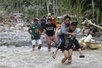 Ničivá sila tajfúnu