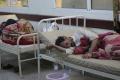Oxfam: Epidémiu cholery v Jemene ešte zhorší obdobie dažďov