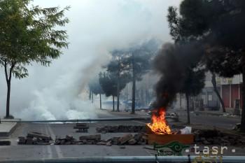 Na juhovýchode Turecka údajne zahynuli desiatky teroristov z PKK