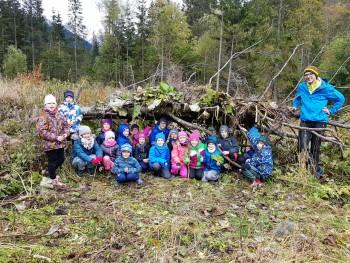 Jesenná škola v prírode v Základnej škole Alexandra Dubčeka Martin