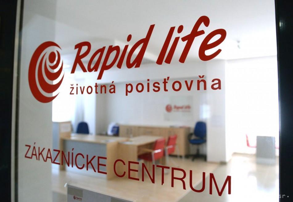 Trestné oznámenia z posledných týždňov vo veci Rapid life rieši NAKA 173e0de85be