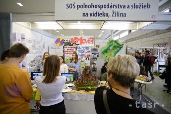 Na výstave Mladý tvorca sa prezentuje 109 SOŠ z celého Slovenska
