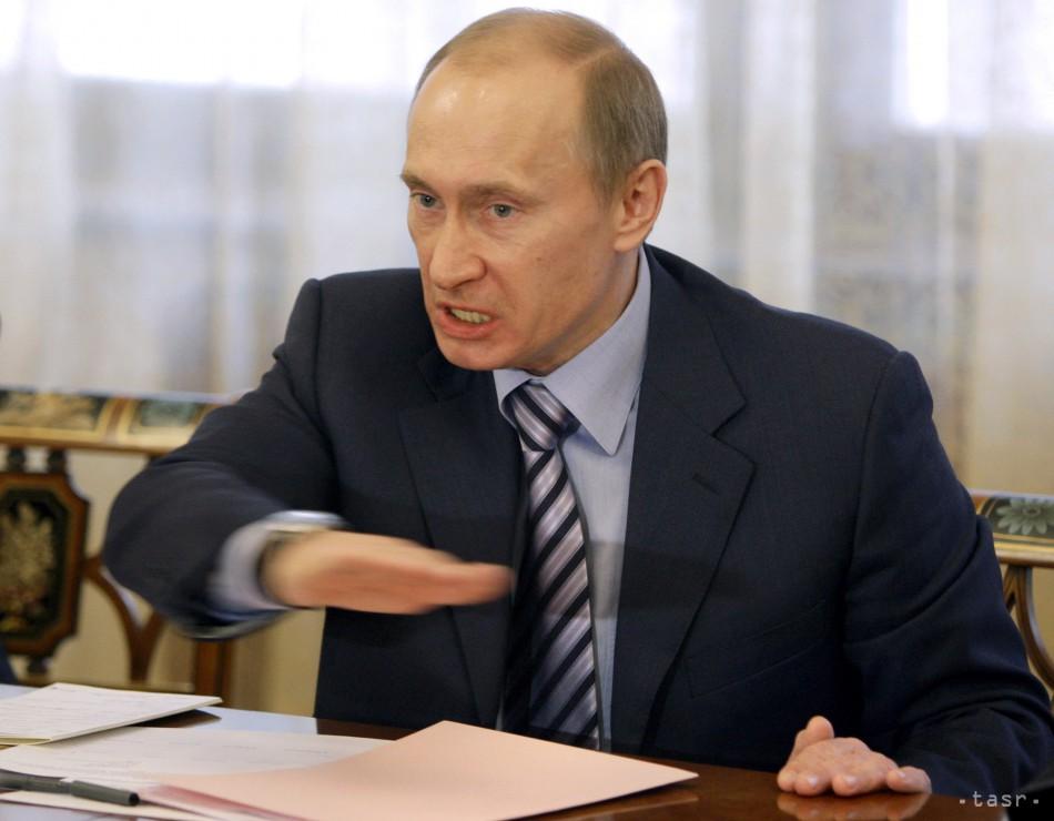 Putin obvinil Spojené štáty z oslabovania stability sveta