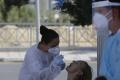 Počet pozitívnych PCR testov minulý týždeň v Trenčianskom kraji klesol