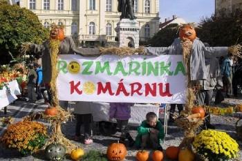 Jesenný Deň Zdravia bol oslavou ovocia a zeleniny